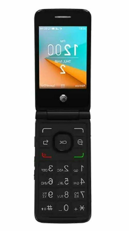 Alcatel QUICKFLIP AT&T 4G WiFi Cell