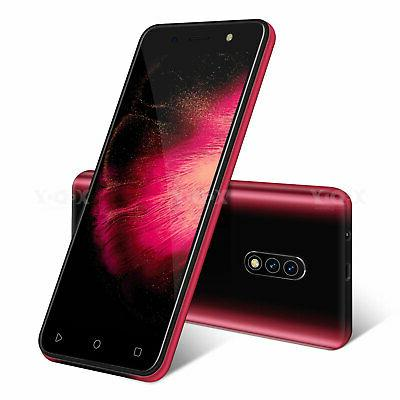 NEW Unlocked Cell Phone AT&T Android Dual SIM GPS Core