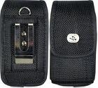 Extra Large Vertical Smart Phone Case Pouch Holster Belt Loo