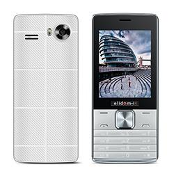 """Padcod Seniors Unlocked GSM Cell Phone 2.8"""" Screen with Larg"""