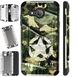SILVER GUARD For Alcatel/ ZTE/ Huawei Phone Case Cover US AR