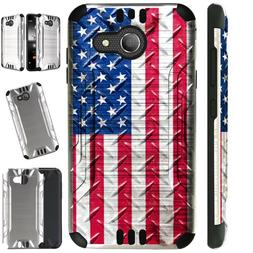 SILVER GUARD For Alcatel/ ZTE/ Huawei Phone Case Cover CROSS