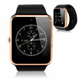 Touchscreen Smart Watch Camera Unlocked Cell Phone with Text