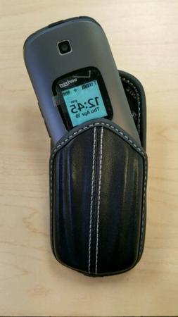universal leather pouch case for flip phone